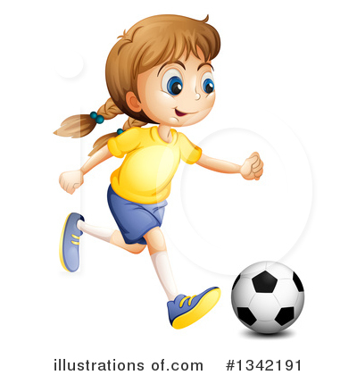 Sports Clipart #1342191 by Graphics RF