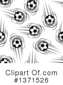 Soccer Clipart #1371526 by Vector Tradition SM