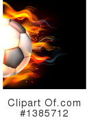 Royalty-Free (RF) Soccer Clipart Illustration #1385712