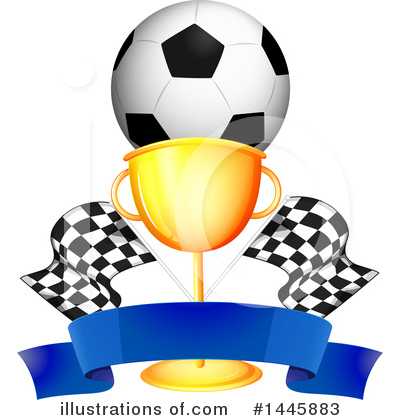 Soccer Clipart #1445883 by Graphics RF