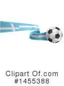 Royalty-Free (RF) Soccer Clipart Illustration #1455388