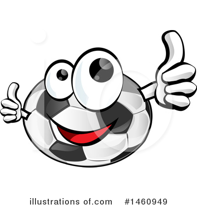 Thumbs Up Clipart #1460949 by Domenico Condello