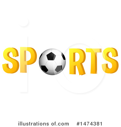 Soccer Clipart #1474381 by Graphics RF