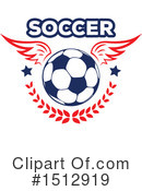Soccer Clipart #1512919 by Vector Tradition SM