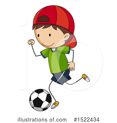 Soccer Clipart #1522434 by Graphics RF
