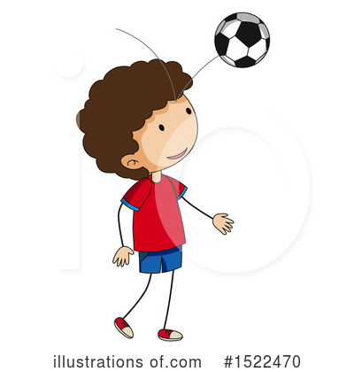 Soccer Clipart #1522470 by Graphics RF