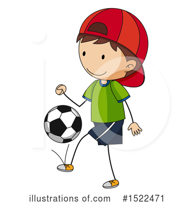 Soccer Clipart #1522471 by Graphics RF