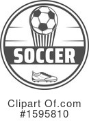 Soccer Clipart #1595810 by Vector Tradition SM