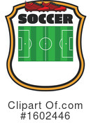 Soccer Clipart #1602446 by Vector Tradition SM