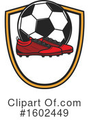 Soccer Clipart #1602449 by Vector Tradition SM