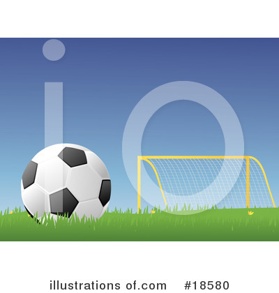 Soccer Clipart #18580 by Rasmussen Images