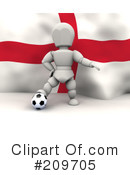 Soccer Clipart #209705 by KJ Pargeter