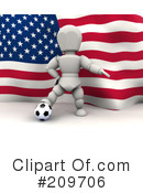 Soccer Clipart #209706 by KJ Pargeter