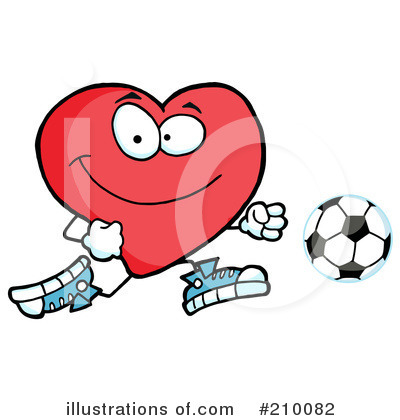 Heart Character Clipart #210082 by Hit Toon