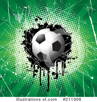 Soccer Clipart #211906 by KJ Pargeter