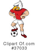 Soccer Clipart #37033 by Paulo Resende