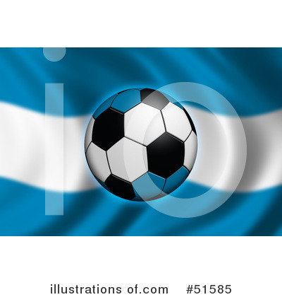Soccer Clipart #51585 by stockillustrations