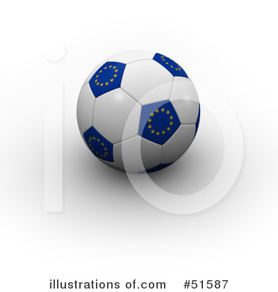 Soccer Clipart #51587 by stockillustrations