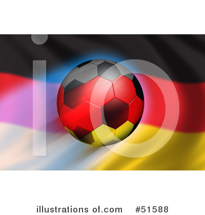Soccer Clipart #51588 by stockillustrations