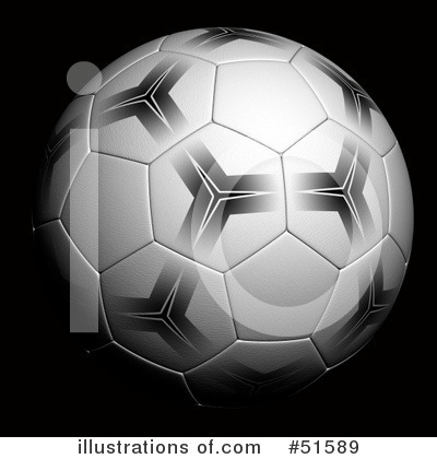 Soccer Clipart #51589 by stockillustrations