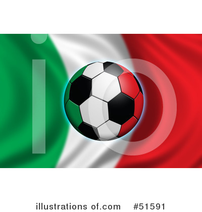 Flag Clipart #51591 by stockillustrations