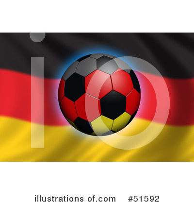 Soccer Clipart #51592 by stockillustrations