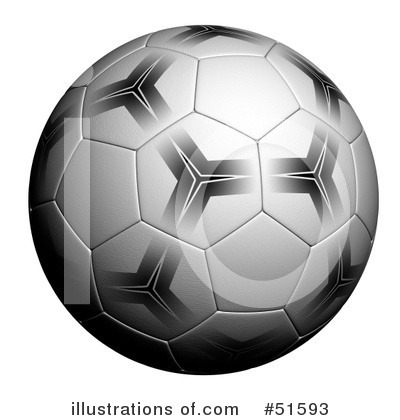 Soccer Clipart #51593 by stockillustrations
