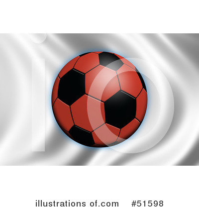 Soccer Clipart #51598 by stockillustrations