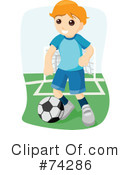 Soccer Clipart #74286 by BNP Design Studio