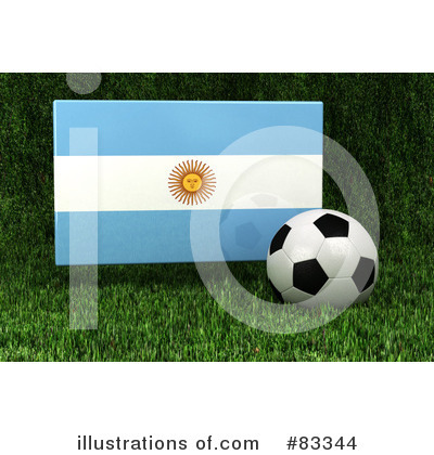Flag Clipart #83344 by stockillustrations