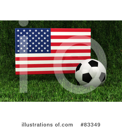 Flag Clipart #83349 by stockillustrations