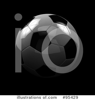 Soccer Clipart #95429 by stockillustrations
