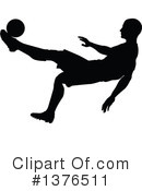 Soccer Player Clipart #1376511 by AtStockIllustration