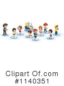 Social Networking Clipart #1140351 by Graphics RF