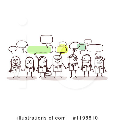 Social Networking Clipart #1198810 by NL shop