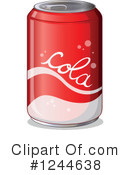 Soda Clipart #1244638 by Graphics RF