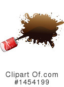 Royalty-Free (RF) Soda Clipart Illustration #1454199