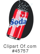 Soda Clipart #45757 by r formidable
