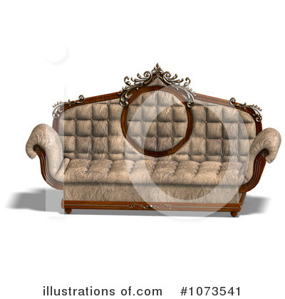 Furniture Clipart #1073541 by Ralf61