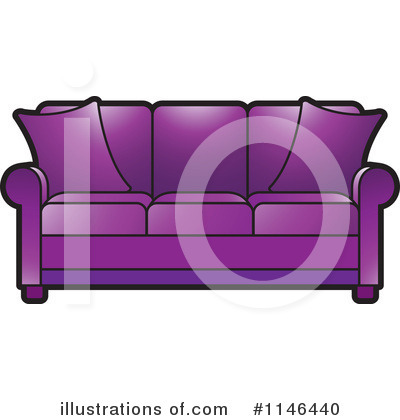Furniture Clipart #1146440 by Lal Perera