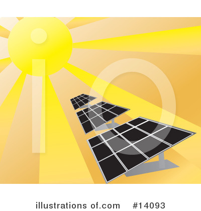 Royalty-Free (RF) Solar Clipart Illustration by Rasmussen Images - Stock Sample #14093
