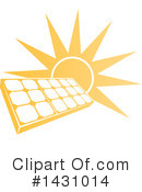 Royalty-Free (RF) Solar Clipart Illustration #1431014