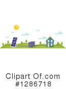 Solar Energy Clipart #1286718 by BNP Design Studio