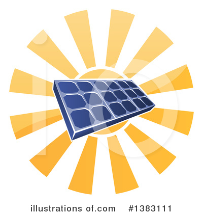 Energy Clipart #1383111 by AtStockIllustration