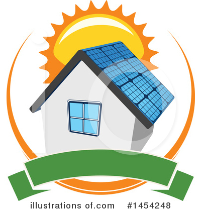 Solar Energy Clipart #1454248 by Vector Tradition SM