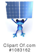 Royalty-Free (RF) Solar Panel Clipart Illustration #1083162