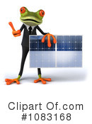 Royalty-Free (RF) Solar Panel Clipart Illustration #1083168