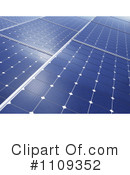 Royalty-Free (RF) Solar Panel Clipart Illustration #1109352