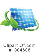 Solar Panel Clipart #1304606 by Vector Tradition SM