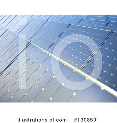 Solar Panel Clipart #1308591 by Mopic